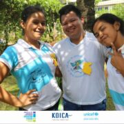 Líderes estudiantiles CBDE – UNICEF