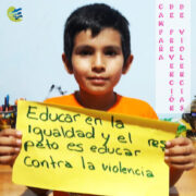 Campaña de Prevención de Violencias #QuieroDecirteQue