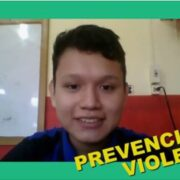 Juan Miguel, líder estudiantil del municipio de Riberalta CBDE – UNICEF
